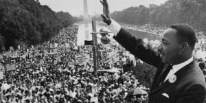 Martin Luther King Junior March on Washington